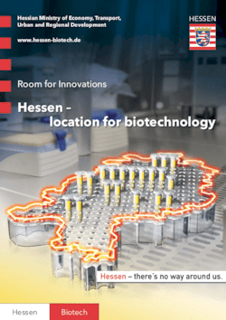 Room for Innovations: Hessen - location for biotechnology 2nd edition (October 2011)