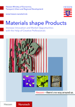 Materials shape products
