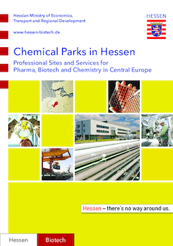 Chemical Parks in Hessen