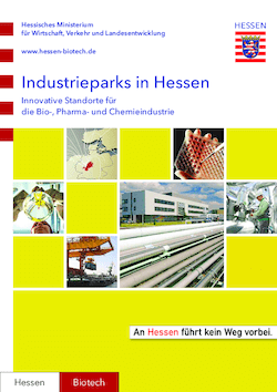 Industrieparks in Hessen
