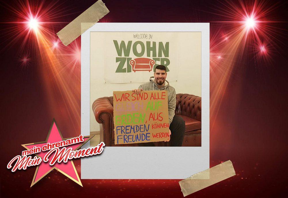 Dritter Gewinner des Wettbewerbs  'Mein Ehrenamt. Mein Moment.' : Der Verein Welcome in Fulda e.V.