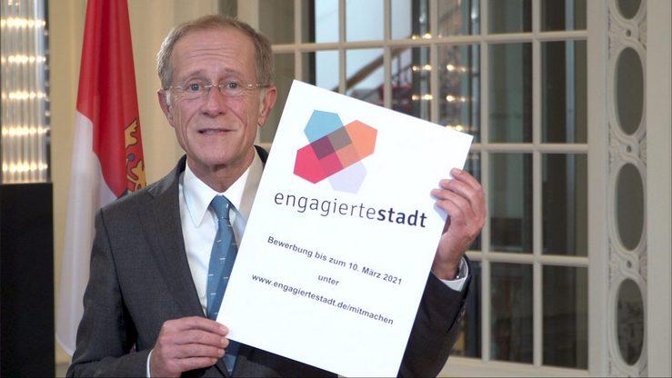 100 Engagierte Städte in Deutschland – 29 neue Städte und Hessen als neuer Regionalpartner bereichern bundesweites Netzwerk!