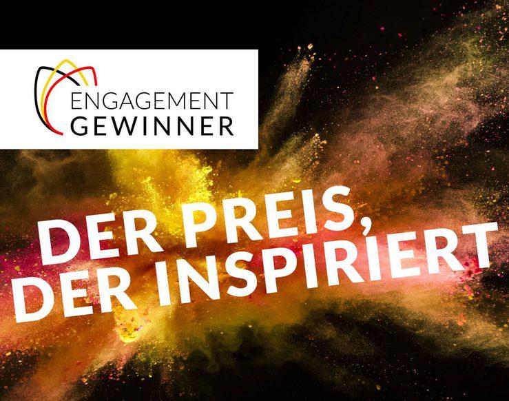 """Wettbewerb: Neue Engagierte gewinnen dank """"EngagementGewinner"""""""