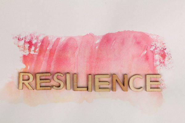 Resilience Schriftzug