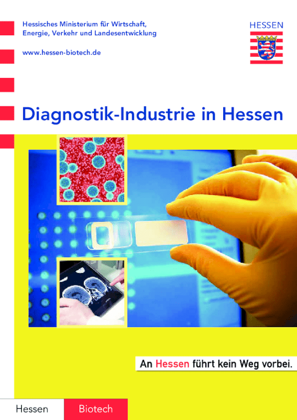 Diagnostik Industrie Hessen
