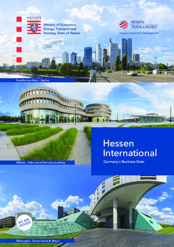 Hessen International - English