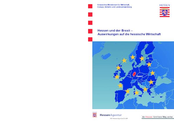 Hessen und der Brexit - Auswirkungen auf die hessische Wirtschaft (Langfassung)