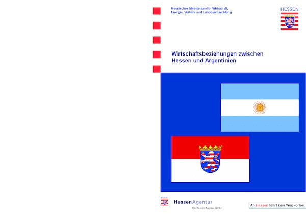 Wirtschaftsbeziehungen zwischen Hessen und Argentinien