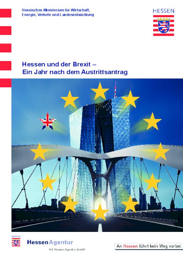 Hessen und der Brexit - Ein Jahr nach dem Austrittsantrag