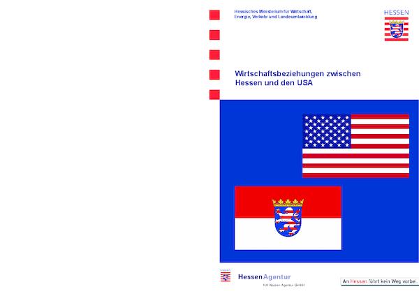 Wirtschaftsbeziehungen zwischen Hessen und den USA