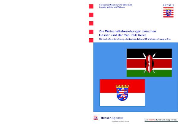 Wirtschaftsbeziehungen zwischen Hessen und der Republik Kenia