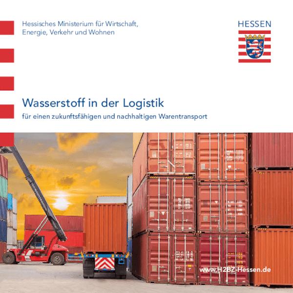 Wasserstoff in der Logistik
