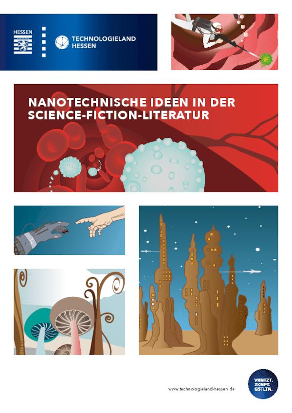 Nanotechnische Ideen in der Science Fiction Literatur