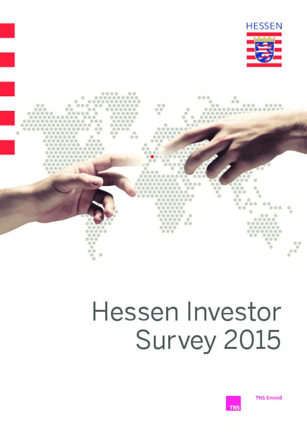 Hessen Investor Survey 2015