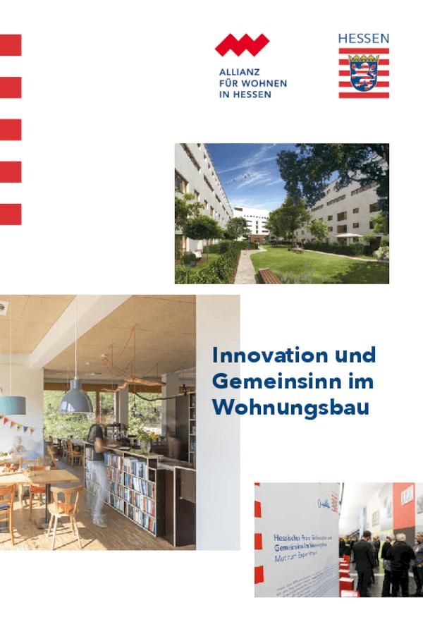 Innovation und Gemeinsinn im Wohnungsbau