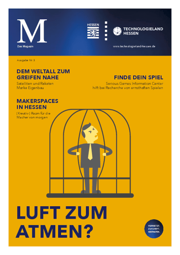 Technologieland-Magazin 3. Ausgabe