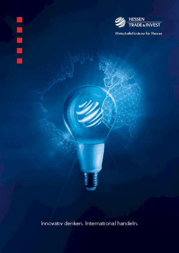 Image-Broschüre Hessen Trade & Invest GmbH 2019 DEUTSCH
