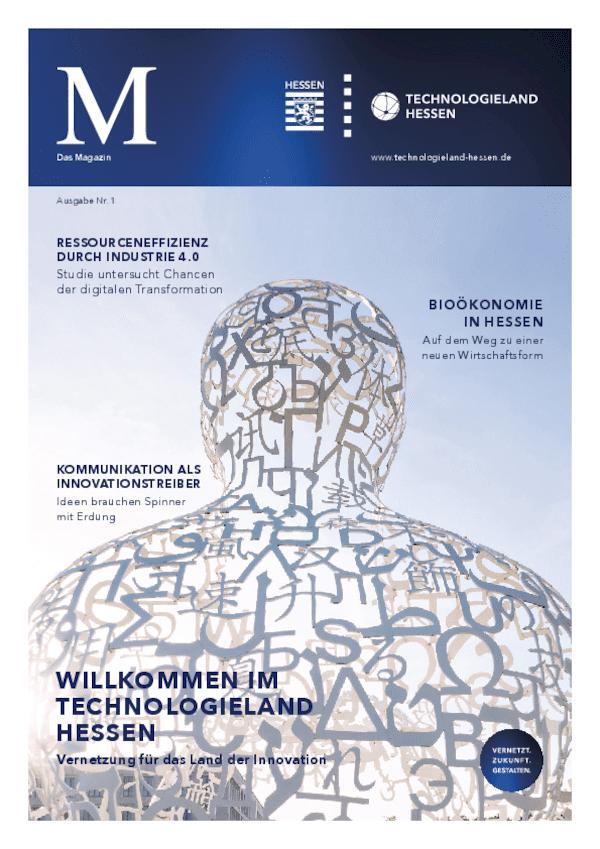 Technologieland-Magazin 1. Ausgabe