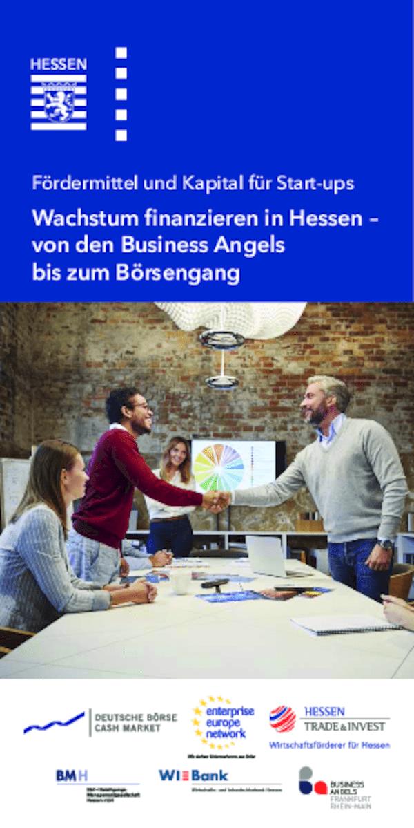 Fördermittel und Kapital für Start-ups