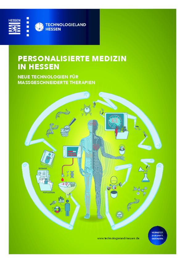 Personalisierte Medizin in Hessen