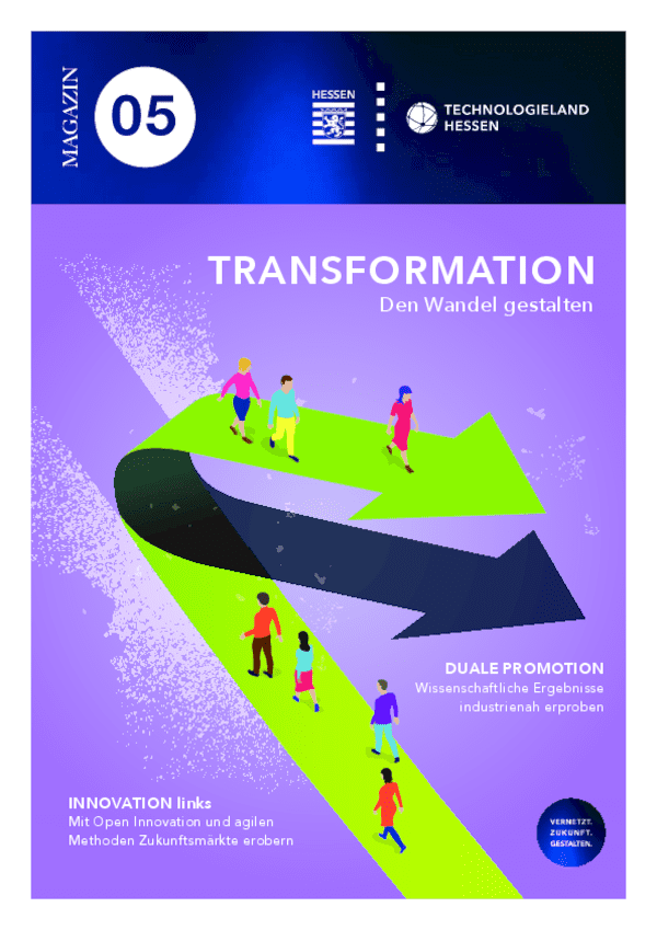 Technologieland-Magazin 5. Ausgabe