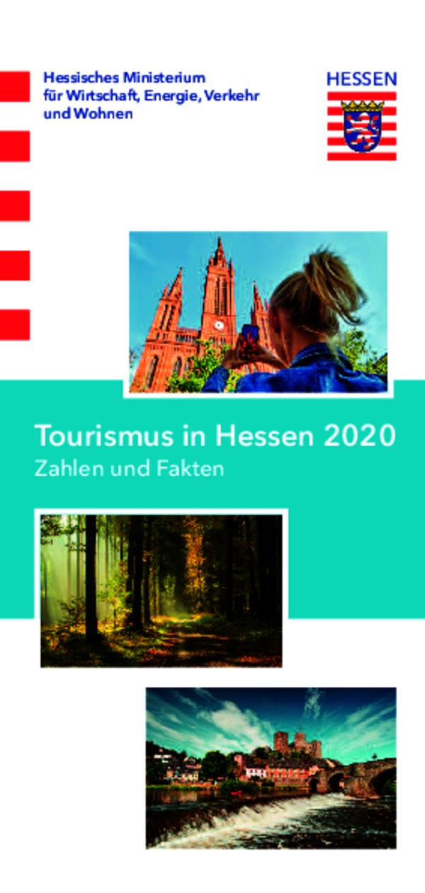 Tourismus in Hessen 2020 - Zahlen und Fakten