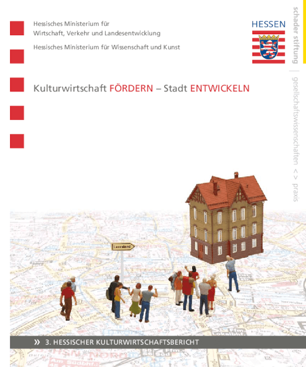 Dritter Kreativwirtschaftsbericht Hessen