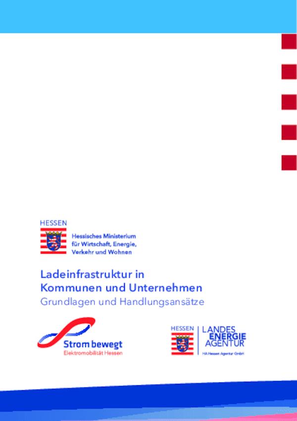 Ladeinfrastruktur in Kommunen und Unternehmen