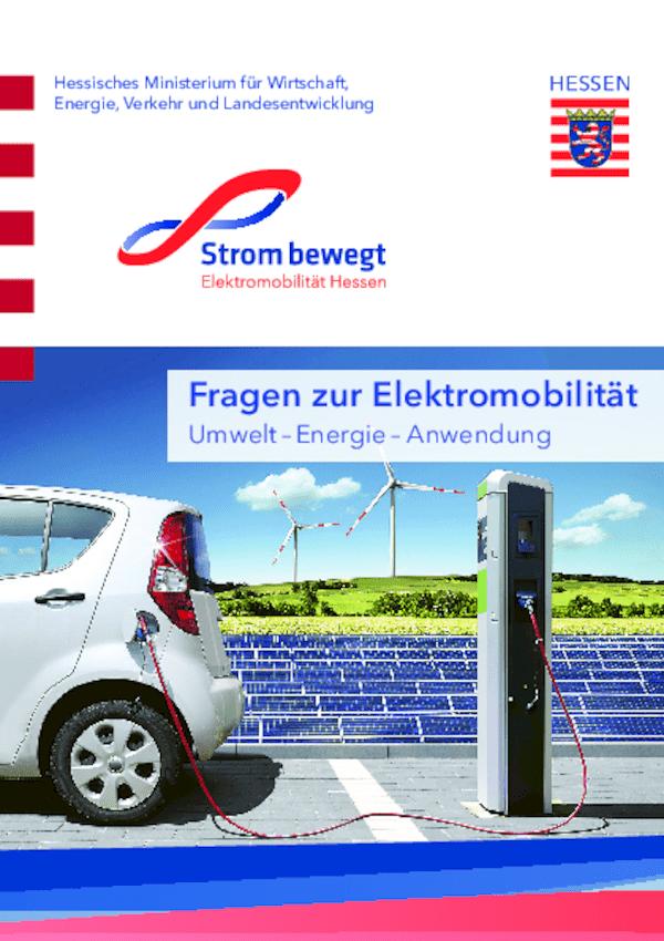 Fragen zur Elektromobilität