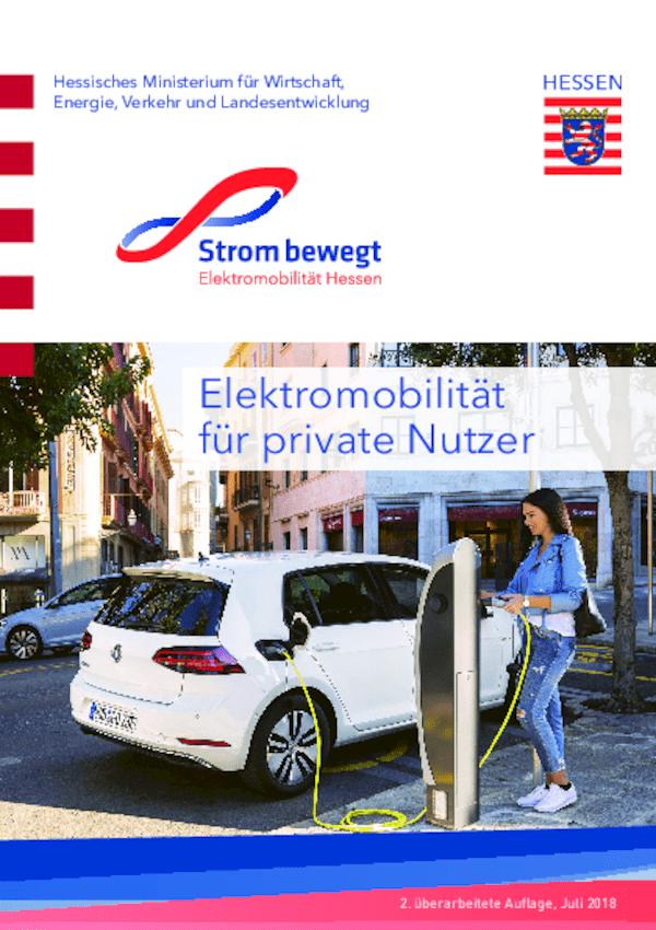 Einführung von Elektromobilität für private Nutzer