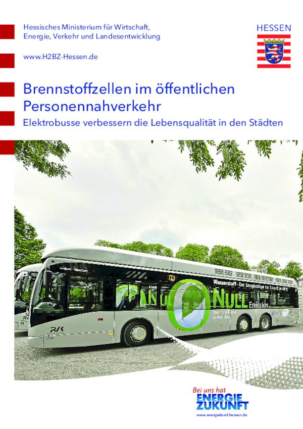 Brennstoffzellen im öffentlichen Personennahverkehr