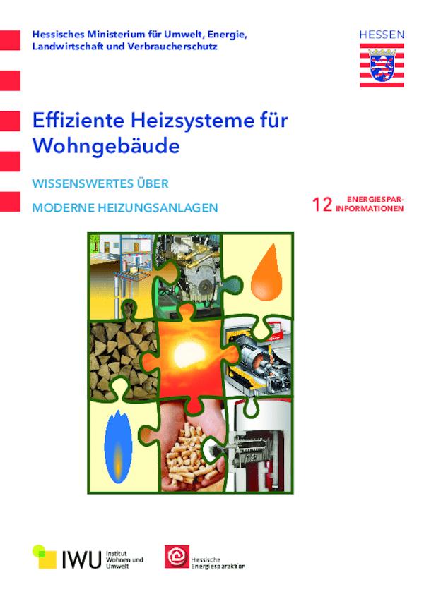Effiziente Heizsysteme für Wohngebäude (Nr. 12)