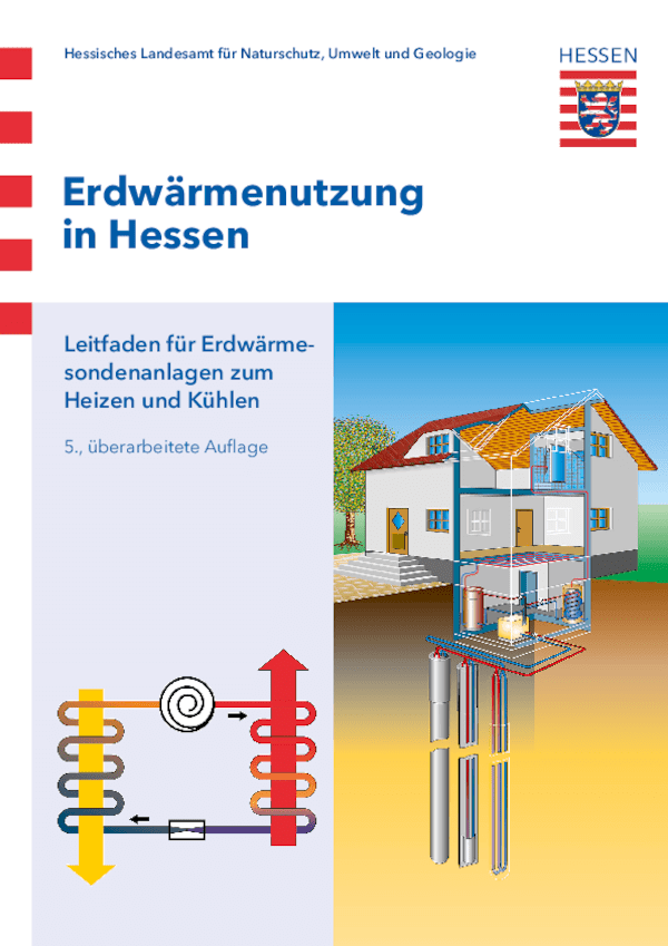 Leitfaden Erdwärmenutzung in Hessen