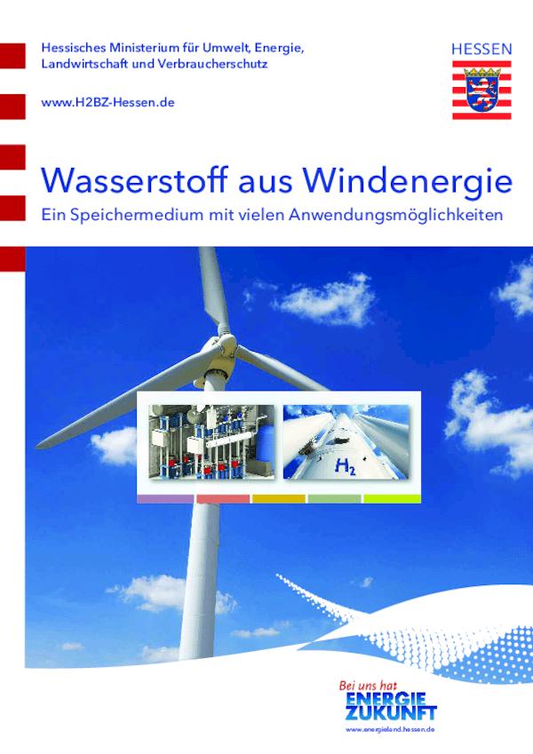 Wasserstoff aus Windenergie