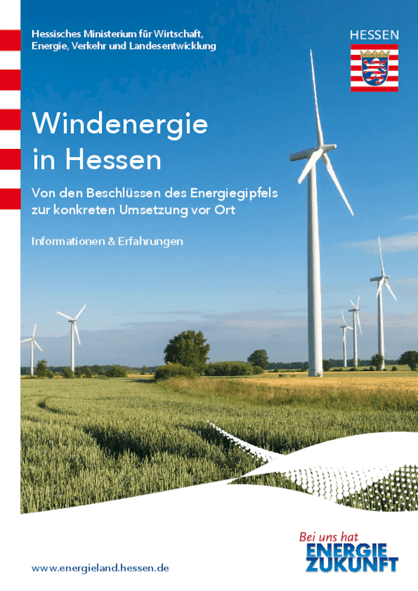 Windenergie in Hessen