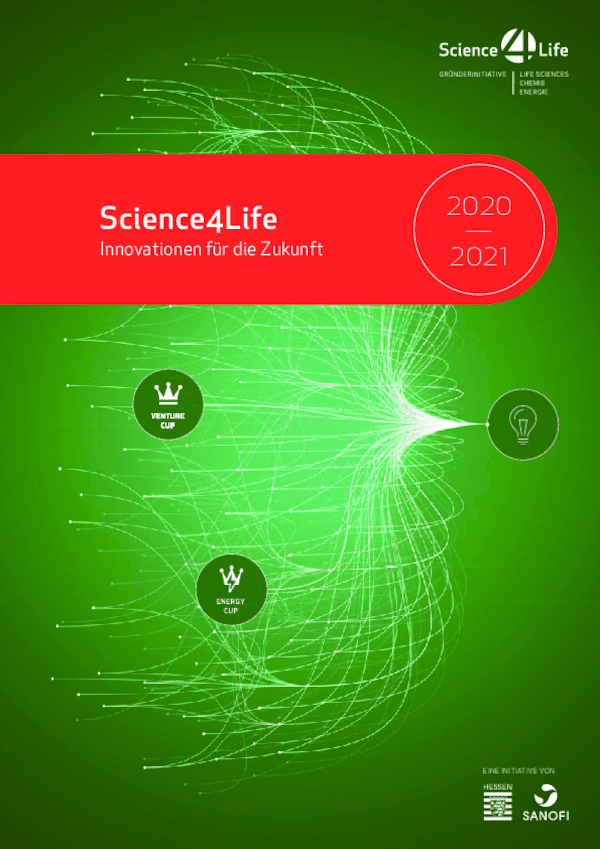 Science4Life-Jahresbuch 2020