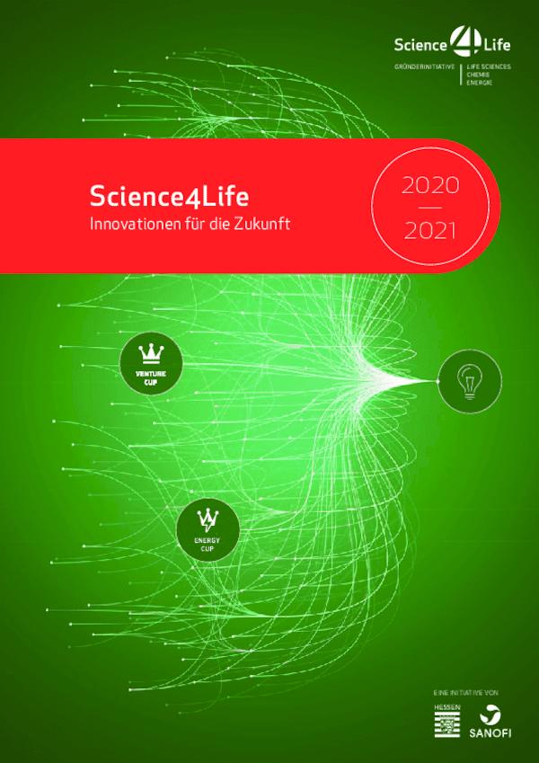 Science4Life-Jahresbuch 2020