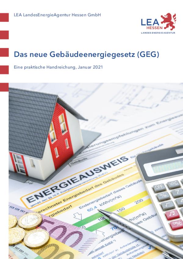 Das Gebäudeenergiegesetz (GEG)