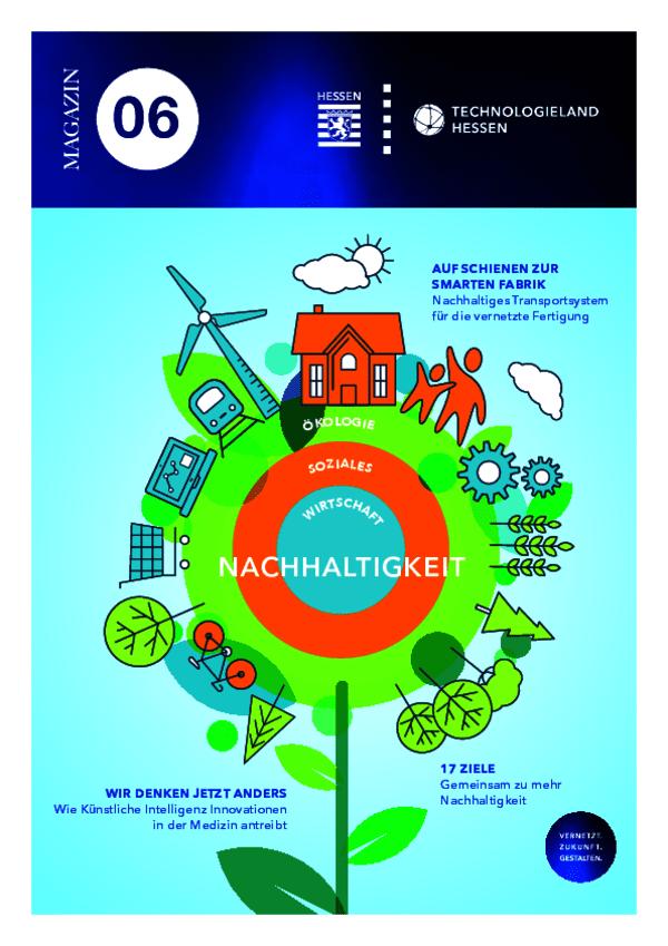 Technologieland-Magazin 6. Ausgabe