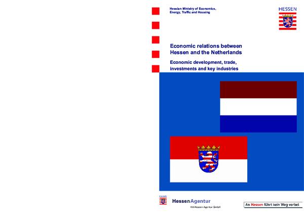 Economic relations between Hessen and the Netherlands