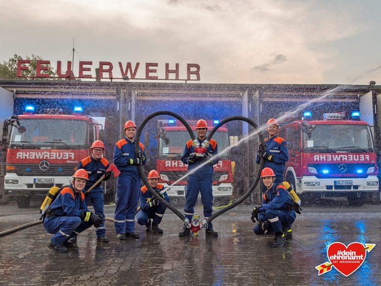 Gewinnerfoto KW 08 2020 Jugendfeuerwehr Steinbach (Taunus)