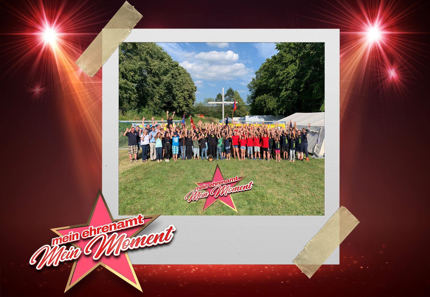 Gewinnerfoto KW 29 2021 Jugendfeuerwehr der Marktgemeinde Eiterfeld