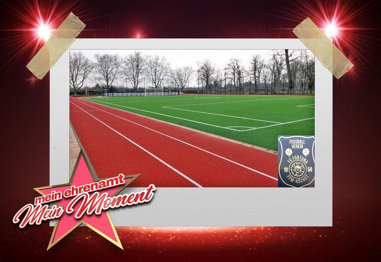 Gewinnerfoto KW 39|2021 Fortuna Hoechst e.V.