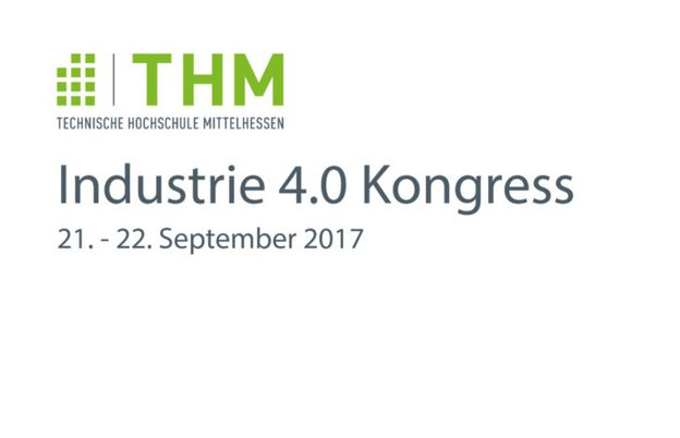 Industrie 4.0-Kongress der THM