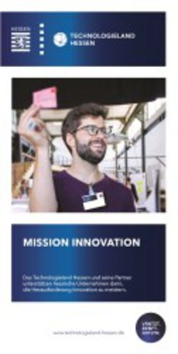Mission Innovation