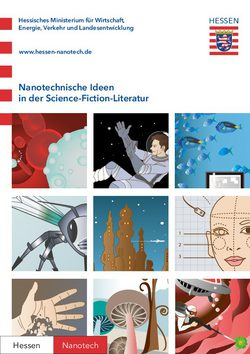 Nanotechnische Ideen in der Science-Fiction-Literatur