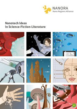 Nanotech Ideas in Science-Fiction-Literature
